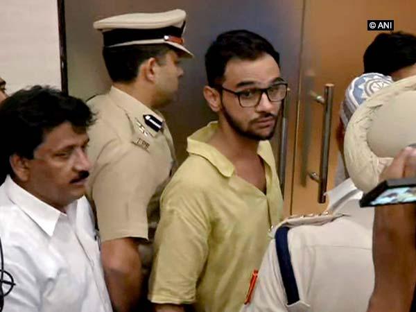 उमर खालिद की गिरफ्तारी